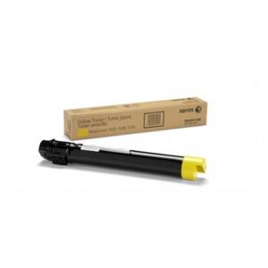 Тонер картридж Xerox WC7425 Yellow