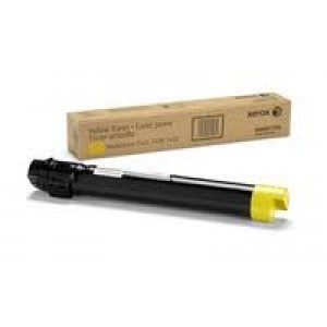 Тонер картридж Xerox WC75xx/WC78xx Yellow