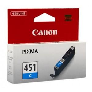 Чернильница Canon CLI-451C (Cyan) PIXMA MG5440/MG6340