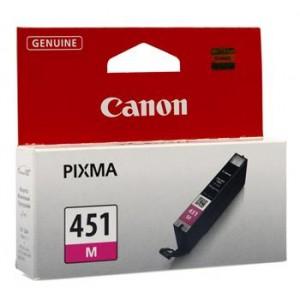 Чернильница Canon CLI-451M (Magenta) PIXMA MG5440/MG6340