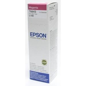 Контейнер Epson L100/L200 magenta