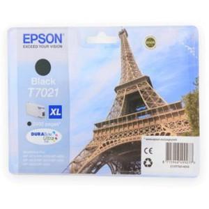 Картридж Epson WP 4000/4500 XL black 2.4k